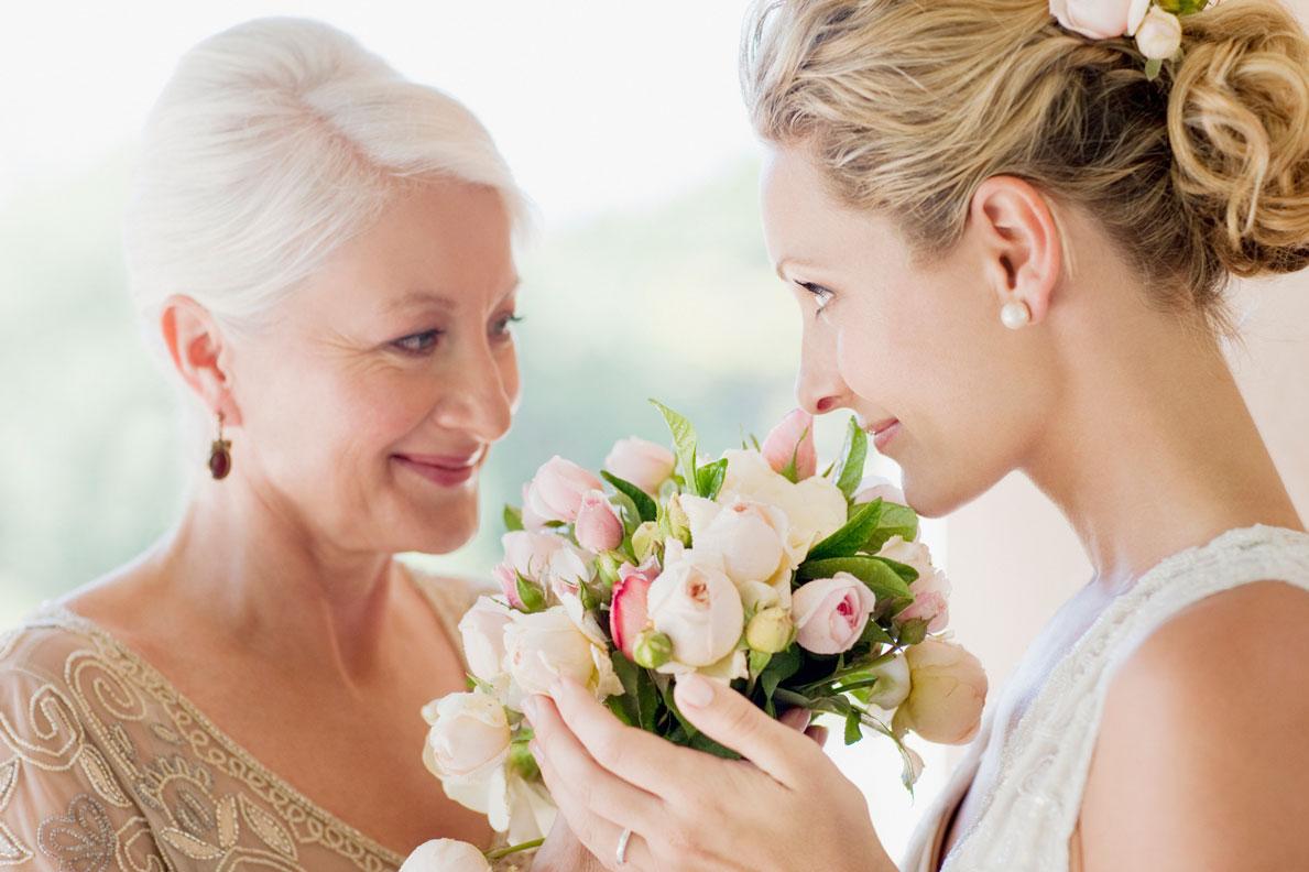 Мамино благословение перед свадьбой