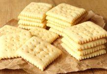 Домашнє галетное печиво