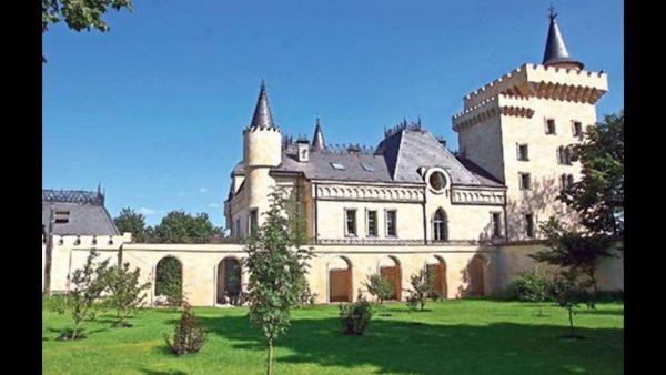 Замок Галкіна і Пугачової