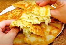 Картопляні пиріжки з кабачкової начинкою