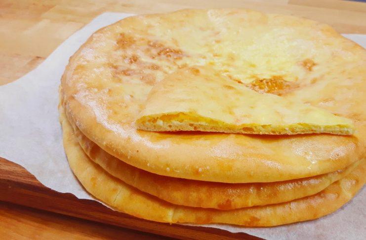 Хачапури по-грузински с сыром