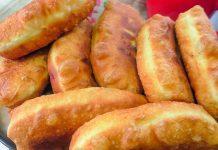 Швидке тісто для пиріжків на кефірі