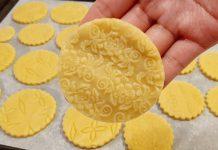 Найпростіше і недороге ванільне печиво