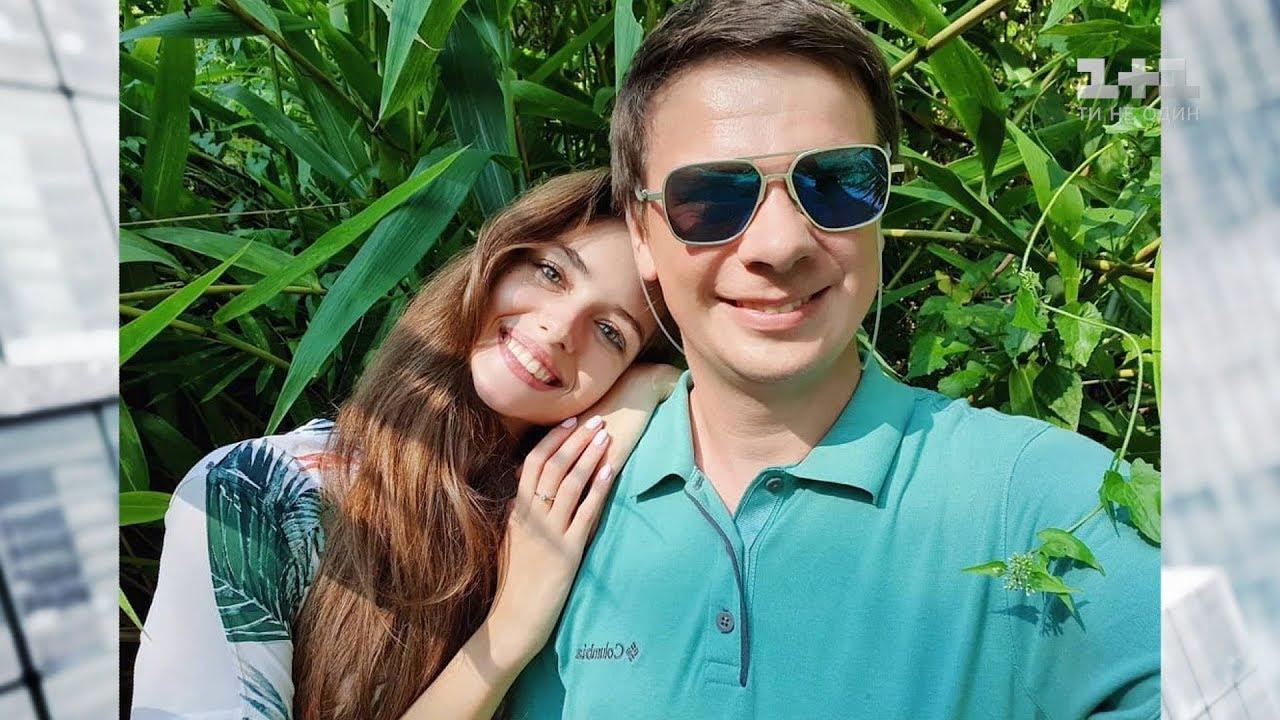 Жена Комарова Александра Кучеренко может три минуты: модель анонсировала участие в новом проекте на ТВ