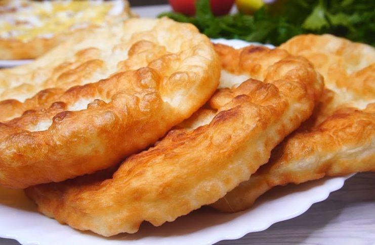 Лепешки-лангоши