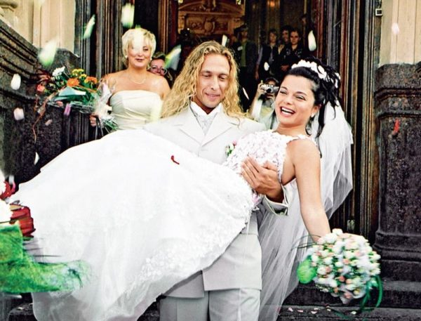 Свадьба Тарзана и Наташи Королевой