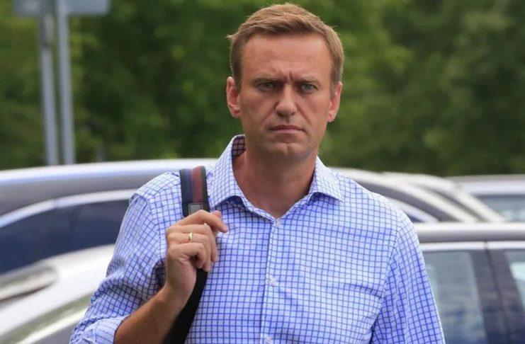 Алексей Навальный пришел в себя