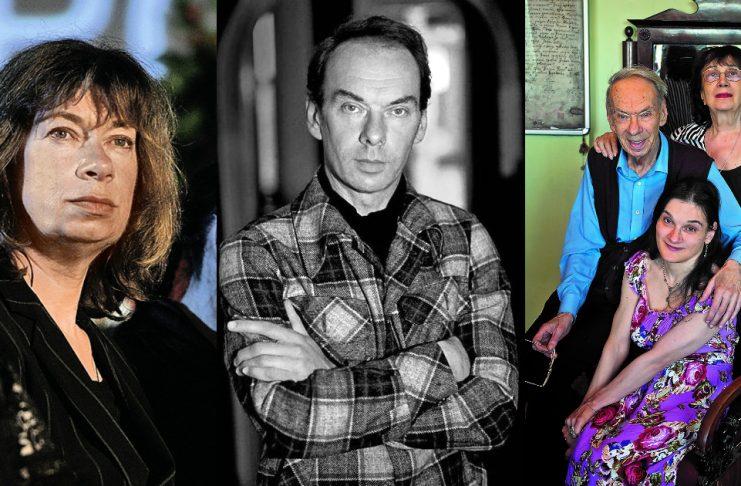 Две семьи Алексея Баталова