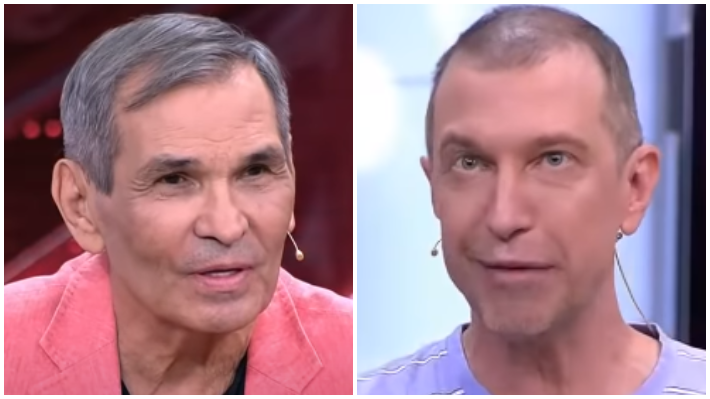 Баррі Алібасов і Сергій Сосєдов у Малахова