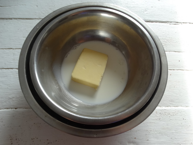 приготування глазурі