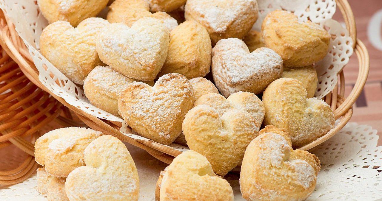 Домашнее печенье за 30 минут