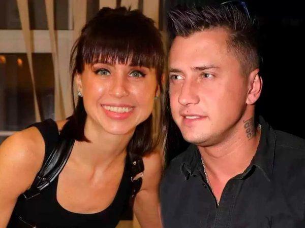 Мирослава Карпович і Павло Прилучний, нове фото