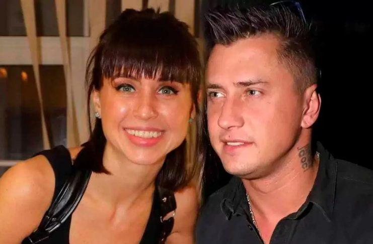Павел Прилучный и Мирослава Карпович