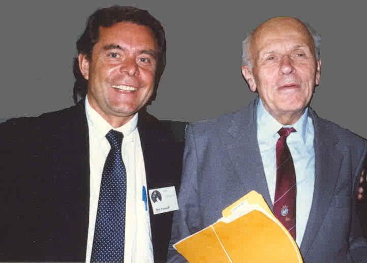 Петр Патрушев с академиком Андреем Сахаровым