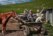 Дитинство в селі