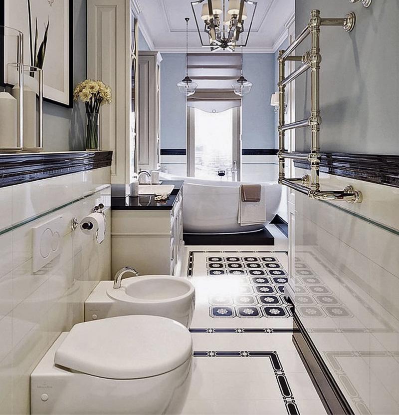 Ванна і туалет