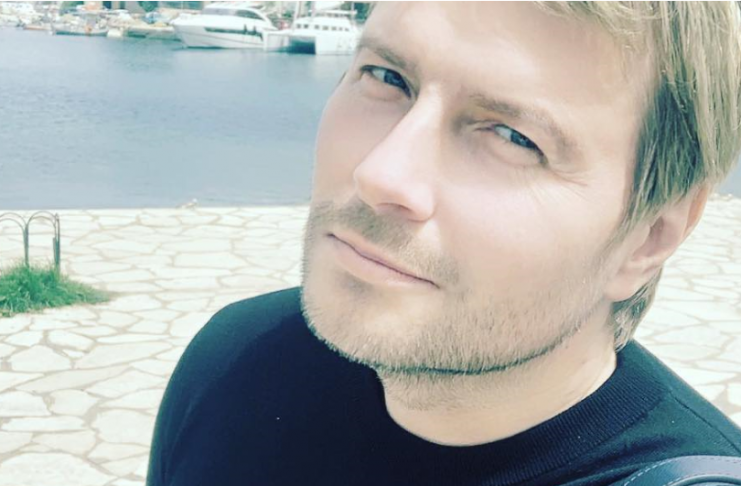 Николай Басков на отдыхе