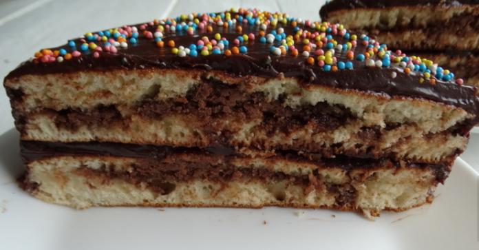 Торт Студентський