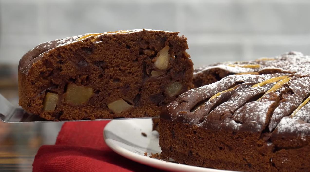 Супер шоколадный пирог