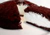Шоколадно-йогуртовый торт без выпечки