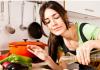 Приготовление полезной еды