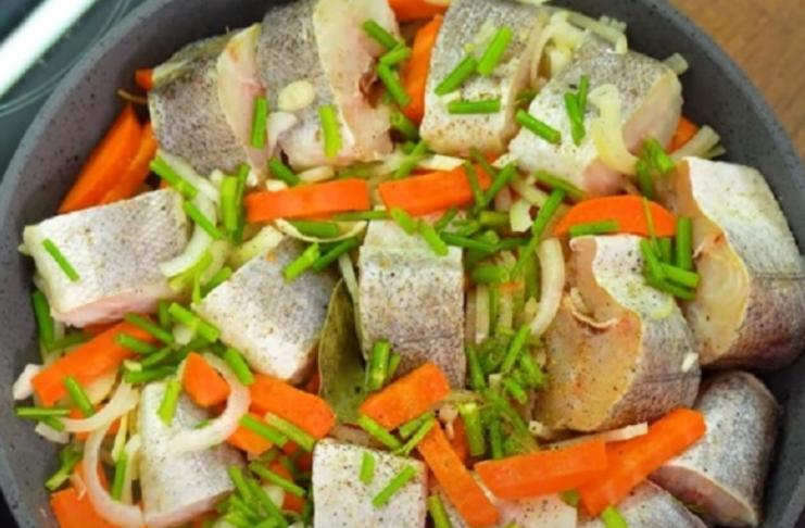Рыба со вкусом креветок