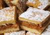 Венгерский пирог олмаш