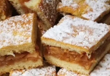 Угорський пиріг олмаш