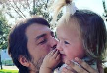 Сергій Притула з донькою