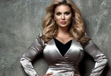 Пишногруда Анна Семенович схудла: груди на місці