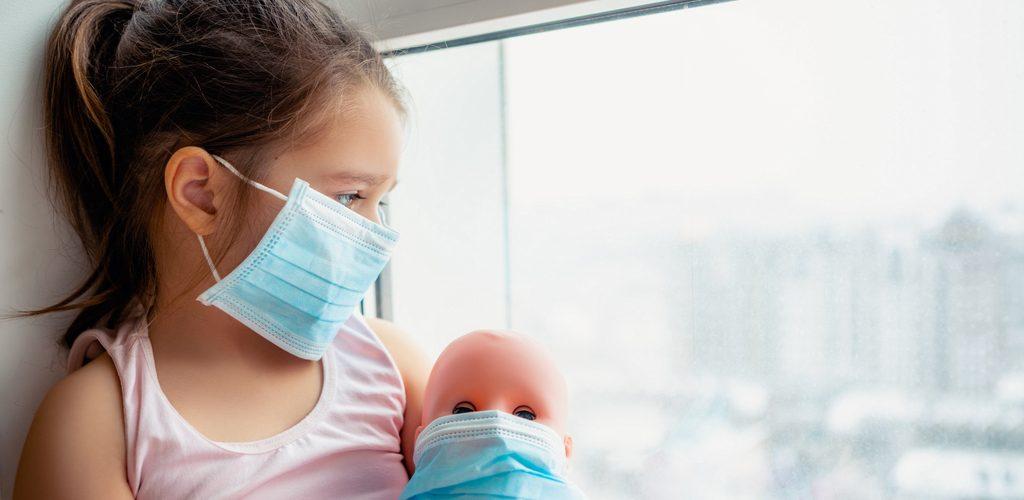 Діти і коронавірус