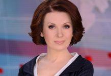 Алла Мазур на телеканалі 1 + 1 вела новини одночасно з хіміотерапією