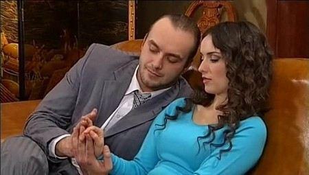 Юлія і Максим Щеголєв