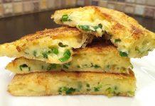 Хрусткі сирні коржики на сніданок