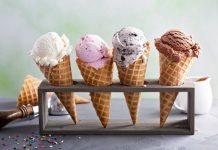 Мороженое с добавлением крепких алкогольных напитков