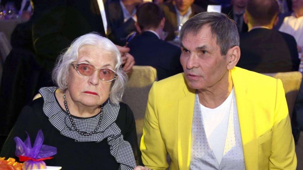 Баррі Алібасов і Лідія Федосєєва-Шукшина