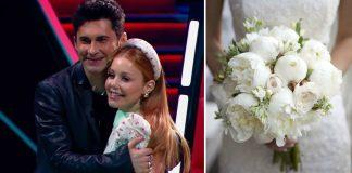 Свадьба Дана Балана и Тины Кароль