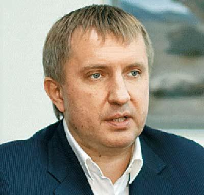 Юрій Корж - батько Богдана