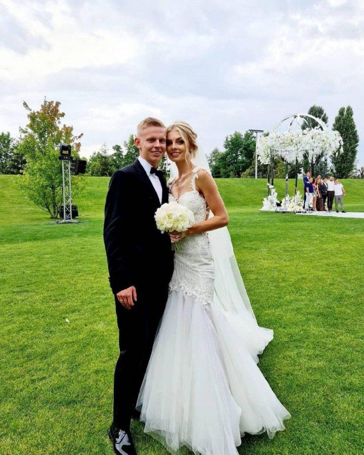 Свадьба Зинченко и Седан