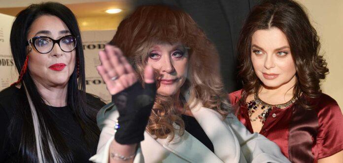 Наташа Королева и Алла Пугачева