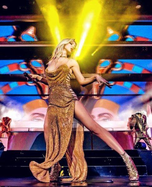 Светлана Лобода на сцене