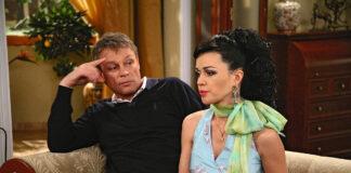 Сергей Жигунов и Анастасия Заворортнюк в «Моей прекрасной няне»