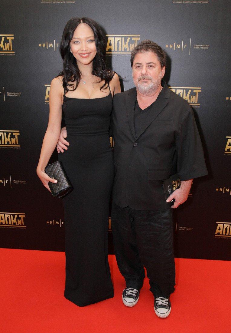 Олександр Цекало та Дарина Ервін
