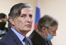 Эльман Пашаев, адвокат Михаила Ефремова