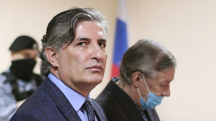Ельман Пашаєв, адвокат Михайла Єфремова