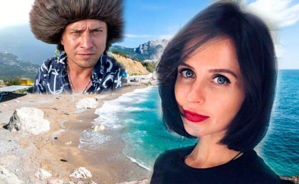 Прилучный и Карпович поехали в Крым