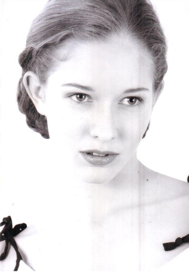 Катя Осадча в 15 років