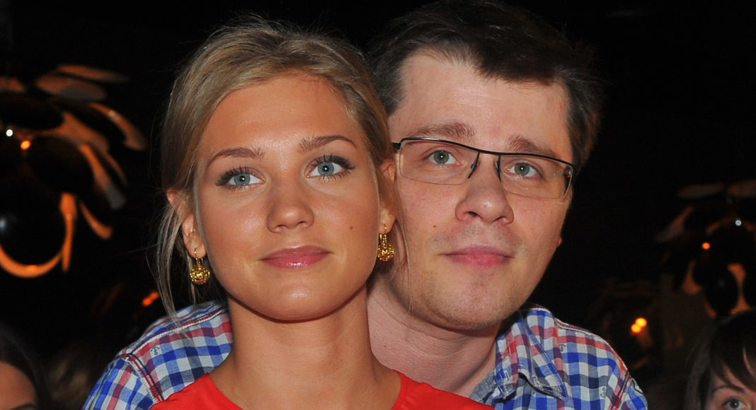 Харламов посмеялся над своей бывшей женой