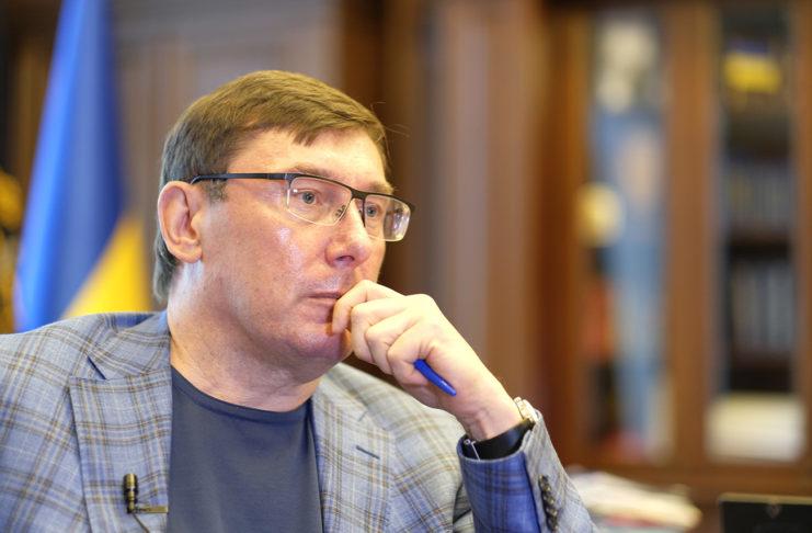 Юрий Луценко болен раком