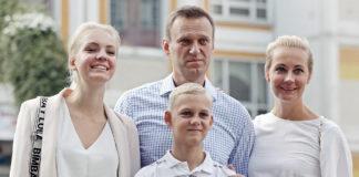 Як виглядає сім'я Олексія Навального, і чому вони для нього - найвища цінність?